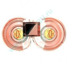 Кулер для видеокарты Thermaltake DuOrb CL-G0102 с тепловыми трубками (медный) - Ивантеевка