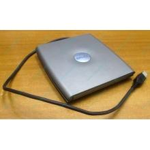 Внешний DVD/CD-RW привод Dell PD01S для ноутбуков DELL Latitude D400 в Ивантеевке, D410 в Ивантеевке, D420 в Ивантеевке, D430 (Ивантеевка)