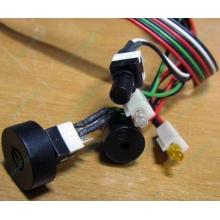 Светодиоды в Ивантеевке, кнопки и динамик (с кабелями и разъемами) для корпуса Chieftec (Ивантеевка)