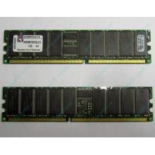Серверная память 512Mb DDR ECC Registered Kingston KVR266X72RC25L/512 pc2100 266MHz 2.5V (Ивантеевка).