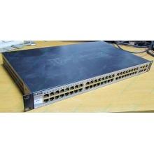 Управляемый коммутатор D-link DES-1210-52 48 port 10/100Mbit + 4 port 1Gbit + 2 port SFP металлический корпус (Ивантеевка)