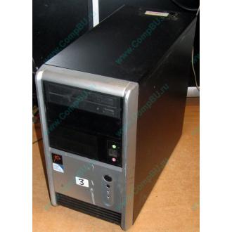 4 ядерный компьютер Intel Core 2 Quad Q6600 (4x2.4GHz) /4Gb /160Gb /ATX 450W (Ивантеевка)
