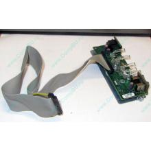 Панель передних разъемов (audio в Ивантеевке, USB) и светодиодов для Dell Optiplex 745/755 Tower (Ивантеевка)
