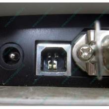 Термопринтер Zebra TLP 2844 (выломан USB разъём в Ивантеевке, COM и LPT на месте; без БП!) - Ивантеевка