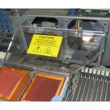 Прозрачная пластиковая крышка HP 337267-001 для подачи воздуха к CPU в ML370 G4 (Ивантеевка)