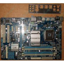 Материнская плата Gigabyte GA-EP45T-UD3LR rev 1.3 Б/У (Ивантеевка)