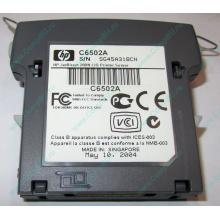 Модуль параллельного порта HP JetDirect 200N C6502A IEEE1284-B для LaserJet 1150/1300/2300 (Ивантеевка)