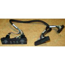 HP 224998-001 в Ивантеевке, кнопка включения питания HP 224998-001 с кабелем для сервера HP ML370 G4 (Ивантеевка)