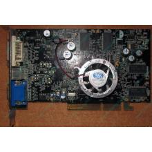 Видеокарта 256Mb ATI Radeon 9600XT AGP (Saphhire) - Ивантеевка