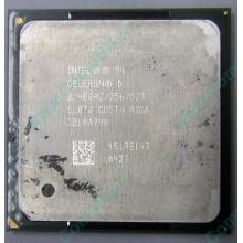 Процессор Intel Celeron D (2.4GHz /256kb /533MHz) SL87J s.478 (Ивантеевка)