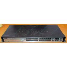 Б/У коммутатор D-link DES-3200-28 (24 port 100Mbit + 4 port 1Gbit + 4 port SFP) - Ивантеевка