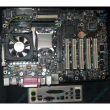 Материнская плата Intel D845PEBT2 (FireWire) с процессором Intel Pentium-4 2.4GHz s.478 и памятью 512Mb DDR1 Б/У (Ивантеевка)